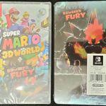 Super Mario 3D World + Bowser's Fury + Steelbook για Switch