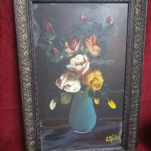 πίνακας ζωγραφικής ελαιογραφια