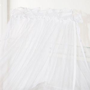 Pierre Cardin Κουνουπιέρα Λευκή