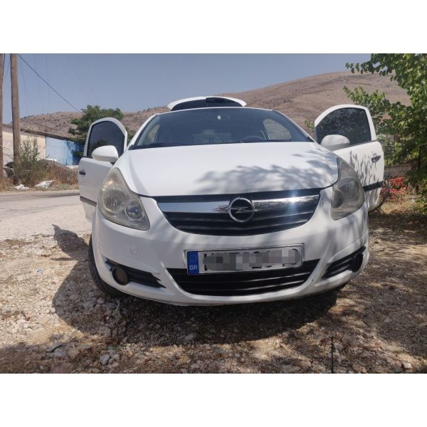 Opel '07 VAN DISEL 1.3 *75 PS * A/C aristo!!!