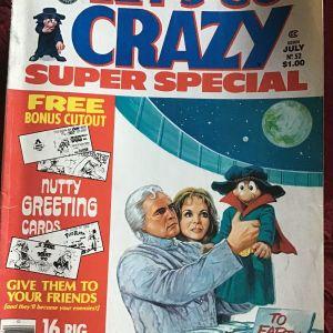 CRAZY & SICK (USA Comics)