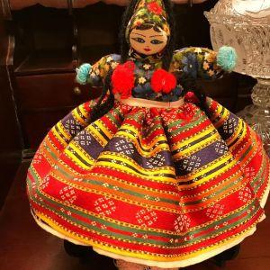 Κούκλα Παραδοσιακή