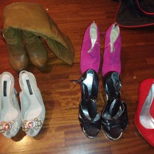 5 Ζευγάρια παπούτσια