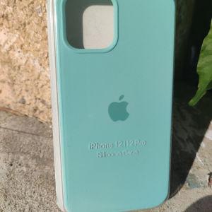 New. Original OFFICIAL Apple Θήκες σιλικόνης για IPhone 12 / 12 Pro
