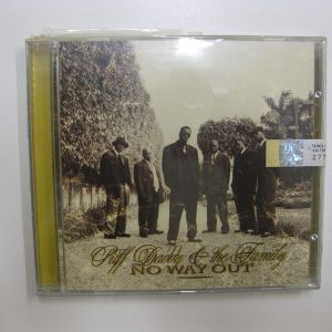 """PUF DADDY  & THE FAMILY""""NO WAY OUT"""" - CD"""