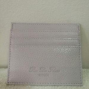 Θηκη καρτων τσεπης σε ροζ χρώμα