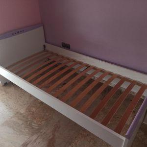 """Παιδικό-εφηβικό κρεβάτι Modeco τύπου """"Magic"""""""