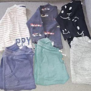 Βρεφικά ρούχα 18-24 μηνών και 24 μηνών