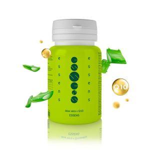 Συμπλήρωμα διατροφής με Aloe Vera + Q10 (ave72)