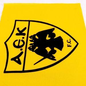Σημαιάκι ΑΕΚ 2004 Γηπεδικό
