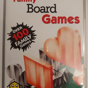 Family Board Games (over 100 family games)