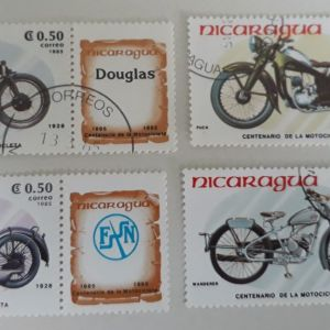 Νικαραγουα 1985 - Μηχανες