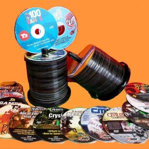 200 DVD-CD GAMES-ΠΡΟΓΡΑΜΜΑΤΑ-MAME κ.ά.ΑΠΟ RETRO ΠΕΡΙΟΔΙΚΑ ΤΕΧΝΟΛΟΓΙΑΣ(T3-TOMORROW-RAM κ.ά.)
