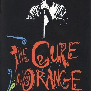THE CURE - THE CURE IN ORANGE - VIDEO CASETA VHS