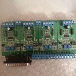 Πωλείται Stepmasternc 4 axis step motors controller