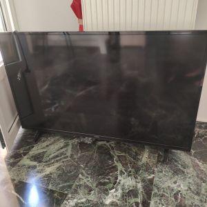Πωλείται τηλεοραση 50ιντσων μεταχειρισμένη turbox 1,5 ετους. 50 ευρώ.