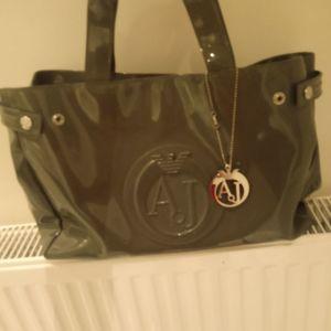 Αυθεντική τσάντα Armani