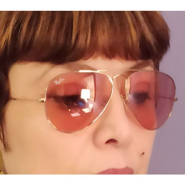 ginekia gialia iliou Ray-Ban roz faki