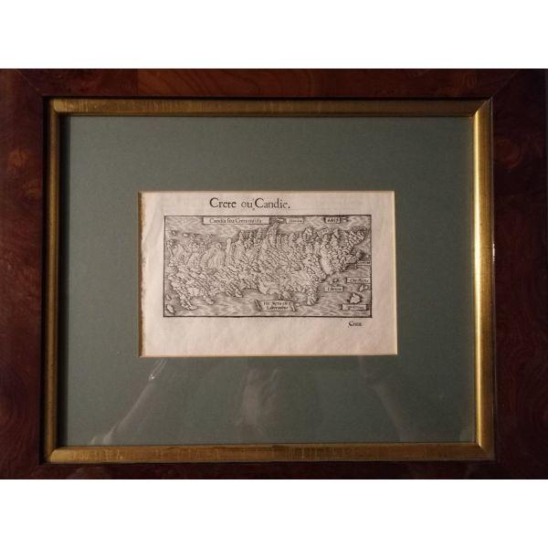 kriti afthentikos chartis tis kritis 1560