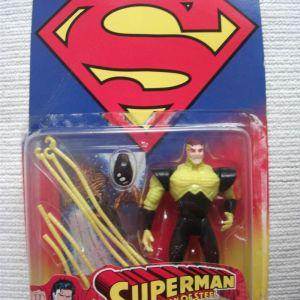 SUPERMAN MAN OF STEEL-KENNER 1996