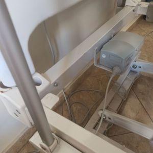 Νοσοκομειακό κρεβάτι πολυσπαστο με ηλεκτρονικό χειρισμό