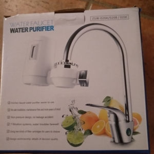 Φίλτρο νερού βρύσης