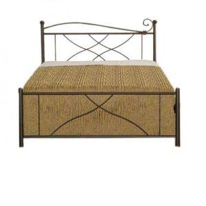Κρεβάτι Μεταλλικό με στρώμα