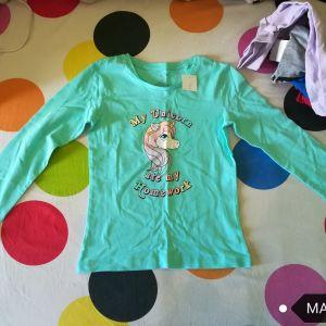 Παιδικά Κοριτσίστικα μπλουζάκια