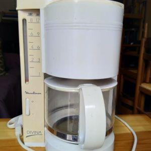 Καφετιέρα Φίλτρου MOULINEX - Filter Coffee Maker MOULINEX