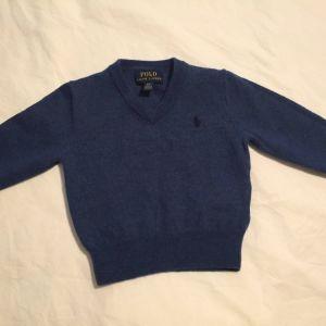 Polo Ralph Loren μάλλινο μπλουζάκι