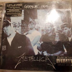 """METALLICA – """"Garage inc."""" (Vertigo) thrash/metal (Η 1η έκδοση, out of print!!!)"""