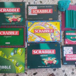 Scrabble επιτραπεζια.