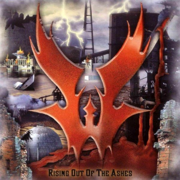 Warlord - Rising Out Of The Ashes (sfragismeno CD)
