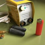 ηλεκτροκόλληση miniGB ZX7-200 220V