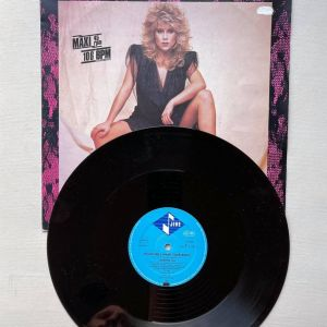 SAMANTHA FOX - TOUCH ME - MAXI SINGLE - Made in GERMANY - LIMITED