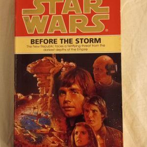 ΒΙΒΛΙΑ ΞΕΝΟΓΛΩΣΣΑ 18/200 STAR WARS 3 BOOKS OF THE BLACK FLEET CRISIS