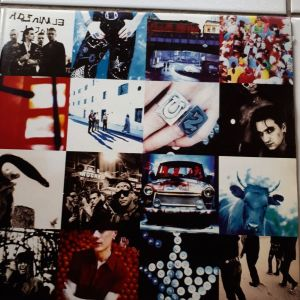 U2 (βινυλιο/δισκος new rock)
