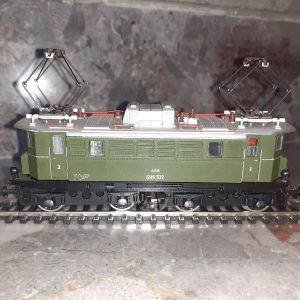 μοντελισμο μηχανη H0 Liliput 113 Electric Locomotive 1245.532 ÖBB