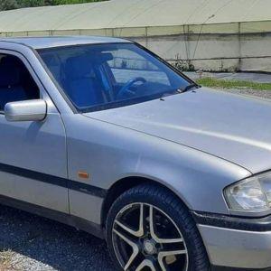 Mercedes-Benz C 180 '99 με αέριο