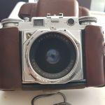 Voigtlander Prominent 35mm RF film camera with Color Scopar lens