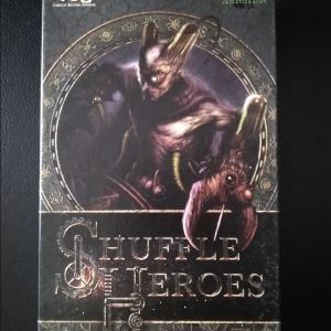 Shuffle Heroes + Δώρο
