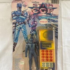 Star Cop Toy
