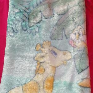 διαφορες κουβέρτουλες τιμή 3 ευρώ το τεμάχιο σε πολύ καλή κατάσταση