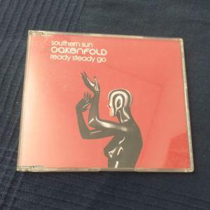 PAUL OAKENFOLD - SOUTHERN SUN/READY STEADY GO 4 TRK CD SINGLE