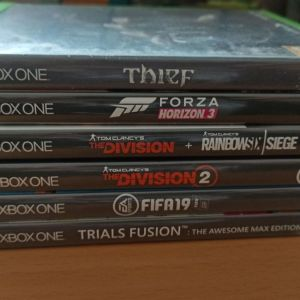 XBOX One Video Games Collection (4 Games)