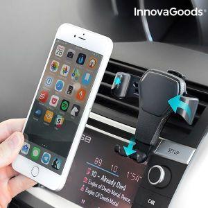 Βάση στήριξης τηλεφώνου για το αυτοκίνητο InnovaGoods