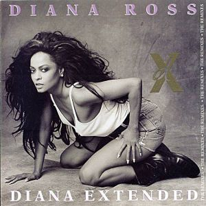 "DIANA ROSS ""DIANA EXTENDED/THE REMIXES"" - CD"