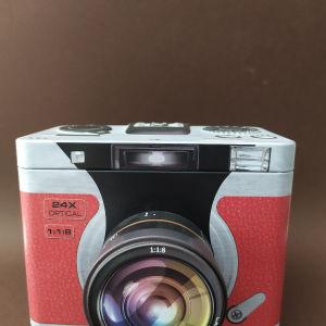 Κουτί- φωτογραφική μηχανή