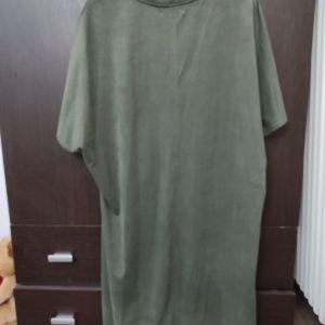 Χακί κοντομανικη μπλουζα