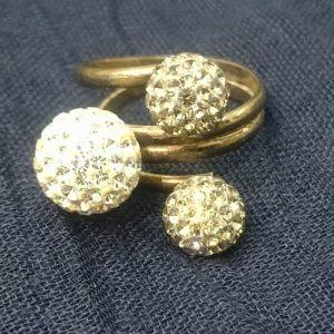 Σετ κολιέ δαχτυλίδι σκουλαρίκια